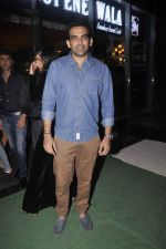 Zaheer Khan at Soda Bottle Opener Wala restaurant launch on 1st Oct 2015