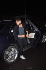 Arjun Kapoor snapped at private airport in Kalina on 3rd Oct 2015