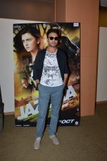 Irrfan Khan promote Jazbaa on 3rd Oct 2015