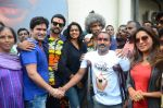 Makarand Deshpande at Dagdi Chwal promotions in Bharat Mata on 4th Oct 2015 (28)_56122a243a6ba.JPG