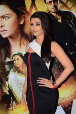 Aishwarya Rai Bachchan promote jazbaa in Novotel on 6th Oct 2015