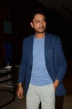 Irrfan Khan promote jazbaa in Novotel on 6th Oct 2015