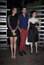 Kajal Aggarwal, Kunal Kohli, Tamannaah Bhatia at Glenfiddich dinner in Mumbai on 5th Oct 2015