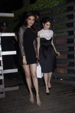 Kajal Aggarwal, Tamannaah Bhatia at Glenfiddich dinner in Mumbai on 5th Oct 2015