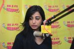 Mahie Gill at Radio Mirchi studio to promote their Punjabi film SHAREEK on 5th Oct 2015