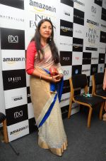 Deepti Naval on day 1 of Amazon india fashion week on 7th Oct 2015,1