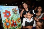 Farah Khan at St Regis with ngo kids in Palladium on 6th Oct 2015