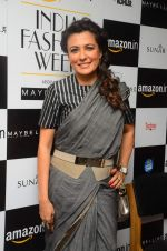 Mini Mathur on day 1 of Amazon india fashion week on 7th Oct 2015,1 (130)_561554b7767a7.JPG