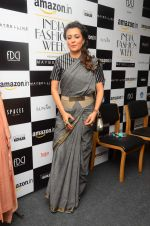Mini Mathur on day 1 of Amazon india fashion week on 7th Oct 2015,1