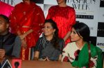 Mini Mathur, Konkona Sen Sharma on day 1 of Amazon india fashion week on 7th Oct 2015,1