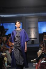 Model walk the ramp for sanjay garg show on day 1 of Amazon india fashion week on 7th Oct 2015