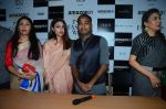 Soha Ali Khan, Deepti Naval, Mini Mathur on day 1 of Amazon india fashion week on 7th Oct 2015,1