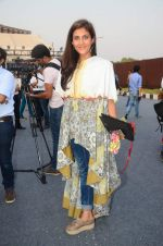 on day 1 of Amazon india fashion week on 7th Oct 2015,1