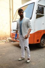 Aashish Chaudhary at Jhalak dikhhla jaa reloaded grand finale shoot in Filmistan on 7th Oct 2015