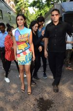 Alia Bhatt at Jhalak dikhhla jaa reloaded grand finale shoot in Filmistan on 7th Oct 2015
