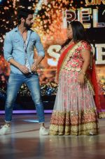 Karan Wahi at Jhalak dikhhla jaa reloaded grand finale shoot in Filmistan on 7th Oct 2015 (112)_56161fcd3cf7e.JPG