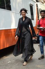 Kavita Kaushik at Jhalak dikhhla jaa reloaded grand finale shoot in Filmistan on 7th Oct 2015