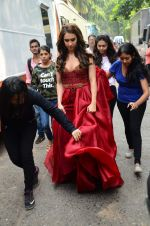 Lauren Gottlieb at Jhalak dikhhla jaa reloaded grand finale shoot in Filmistan on 7th Oct 2015
