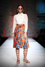 Model walk the ramp for Hemant and Nandita show on day 2 of Amazon india fashion week on 8th Oct 2015
