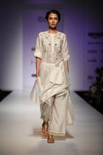Model walk the ramp for Prama by Pratima Pandey show on day 2 of Amazon india fashion week on 8th Oct 2015