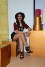 Parineeti Chopra in Kanika Goyal styled by Nitasha for Amazon day 2 for spaces on 8th Oct 2015