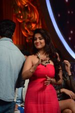 at Jhalak dikhhla jaa reloaded grand finale shoot in Filmistan on 7th Oct 2015