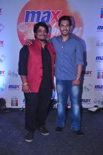 Aditya Narayan at Max celebrates India Event on 8th Oct 2015 (15)_5617ae5abbf2e.JPG