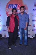 Aditya Narayan at Max celebrates India Event on 8th Oct 2015 (14)_5617ae5998eff.JPG