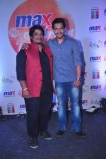 Aditya Narayan at Max celebrates India Event on 8th Oct 2015 (16)_5617ae5bb9764.JPG