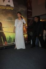 Aishwarya Rai Bachchan at Jazbaa premiere on 8th Oct 2015