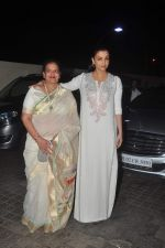 Aishwarya Rai Bachchan, Brinda Rai at Jazbaa premiere on 8th Oct 2015