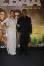 Aishwarya Rai Bachchan, Sanjay Gupta at Jazbaa premiere on 8th Oct 2015