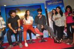 Alia Bhatt, Shahid Kapoor, Vikas Bahl at Shaandaar song launch on 8th Oct 2015