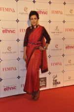 Mini Mathur at Femina ethnic red carpet on 8th Oct 2015 (32)_5617adcd5afa3.JPG