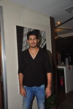 Mohit Marwah at song recording on 8th Oct 2015