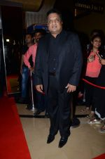 Sanjay Gupta at Jazbaa premiere on 8th Oct 2015