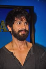 Shahid Kapoor at Shaandaar song launch on 8th Oct 2015