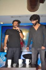 Shahid Kapoor, Vikas Bahl at Shaandaar song launch on 8th Oct 2015