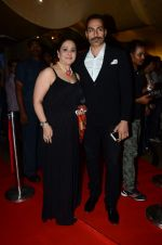 Sudhanshu Pandey at Jazbaa premiere on 8th Oct 2015