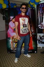 Kunal Kemmu at Lala Lajpatrai college for promotions of Guddu Ki Gun on 10th Oct 2015 (10)_56192649c04ce.JPG