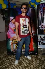 Kunal Kemmu at Lala Lajpatrai college for promotions of Guddu Ki Gun on 10th Oct 2015 (11)_5619264c31bd4.JPG