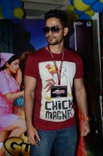 Kunal Kemmu at Lala Lajpatrai college for promotions of Guddu Ki Gun on 10th Oct 2015 (13)_56192650d8102.JPG