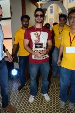 Kunal Kemmu at Lala Lajpatrai college for promotions of Guddu Ki Gun on 10th Oct 2015 (6)_5619263e3571f.JPG