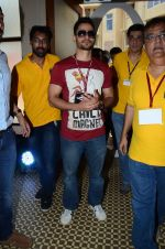 Kunal Kemmu at Lala Lajpatrai college for promotions of Guddu Ki Gun on 10th Oct 2015 (7)_5619264148f63.JPG
