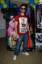 Kunal Kemmu at Lala Lajpatrai college for promotions of Guddu Ki Gun on 10th Oct 2015 (8)_561926446b683.JPG