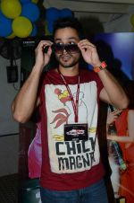 Kunal Khemu at Lala Lajpatrai college for promotions of Guddu Ki Gun on 10th Oct 2015 (72)_56192742761c3.JPG