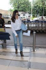 Sophie Chaudhary snapped at the airport on 9th Oct 2015