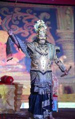 Surender Pal- Ravan Role Play in Luv Kush Ram Leela 1_561a1a4b1c3f5.jpg