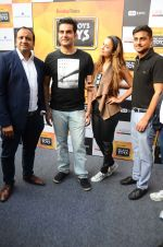Amrita Arora, Arbaaz Khan at Big Boys Toys Event on 11th Oct 2015