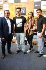 Amrita Arora, Arbaaz Khan at Big Boys Toys Event on 11th Oct 2015 (14)_561ba50d9a7bc.JPG